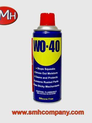 اسپری روان کننده و ضد زنگ WO-40
